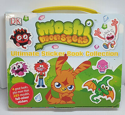 £7.99 • Buy Moshi Monsters Ultimate Sticker Book Collection