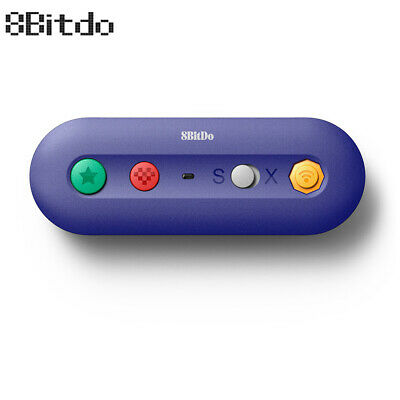 AU33.20 • Buy 8Bitdo Gbros. Wireless Adapter For Nintendo Switch Wired Gamecube Classic Contro