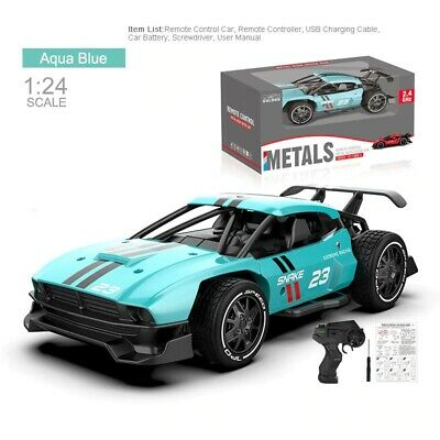 £30.78 • Buy RC Mini Cars 1:24 High Speed Electric Drift Luxury Car 2.4G Gifts Off Road