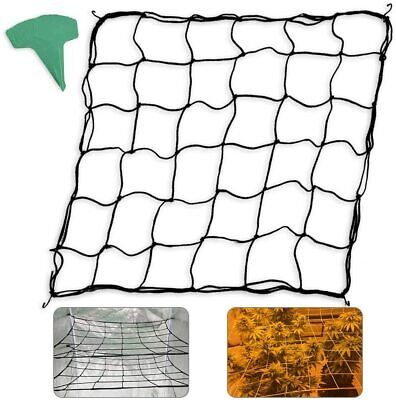 AU38.60 • Buy Homneer 2-Pack Grow Tent Net, W/ 15 Pcs Plant Labels, Fits 4'x4' 8'x4' And...