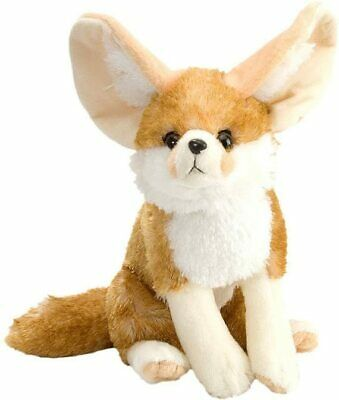 NEW PLUSH WILD REPUBLIC CUDDLEKINS 12  (30cm) FENNEC FOX CUDDLY SOFT TOY TEDDY  • 32£