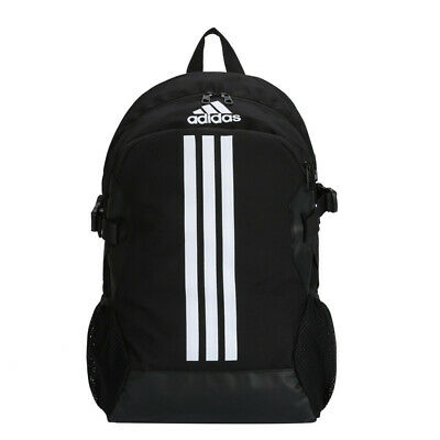 AU39.95 • Buy Adidas Light Weight Outdoor Backpack Travel School Bag -  Black / Orange / Blue