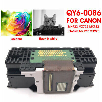 $ CDN93.73 • Buy QY6-0086 Printer Head Replacement For Canon MX922 MX725 MX722 IX6820 MX727 MX925