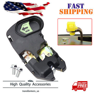 $26.69 • Buy New Trunk Latch Lock Lid Handle Assembly Fit For Civic 2001-2005 74851-S5A-A02