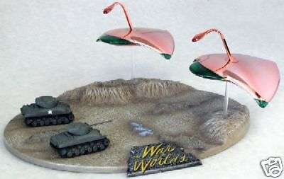 Discontinued 2008 Pegasus #9002 Martian The War Of The Worlds Diorama 1:144 Kit • 38.26£
