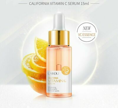 🍋Vitamin C Serum With Hyaluronic Acid Suitable For Anti Ageing/Wrinke Face Care • 4.59£