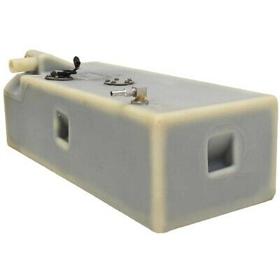 $120.99 • Buy Moeller Boat Fuel Gas Tank FT1233 | 12 Gallons Gray Poly