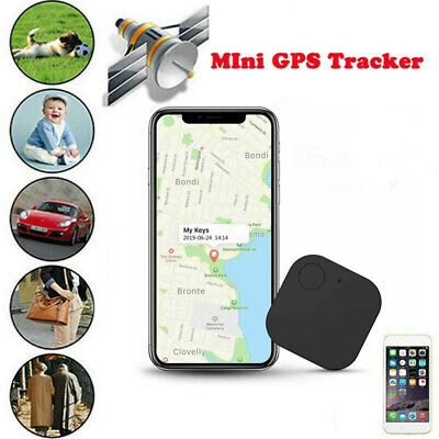 £8.89 • Buy Magnetic Mini GPS Tracker Car Kids GSM GPRS Real Time Tracking Locator Device UK