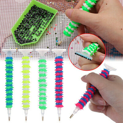 AU10.01 • Buy Diamond Painting Tools Point Drill Pens Cross Stitch Sewing Accessories 5D DIY
