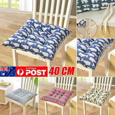 AU13.89 • Buy Seat Cushions Square Soft Chair Pad Mat Dining Garden Patio Home Office Decor