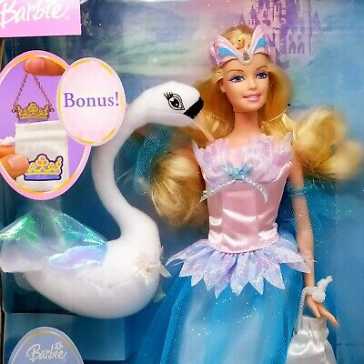 Rare Barbie As Odette Princess Collection Swan Lake Doll - New In Box 🌬️🎄🍭🎀 • 79.90£