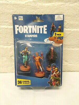$ CDN9.68 • Buy FORTNITE CHARACTER STAMPERS 3 Pack Toys