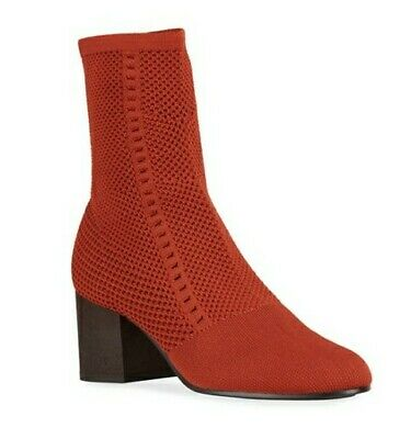 £123.90 • Buy New Eileen Fisher Choice Stretch Knit Booties Sz 10M