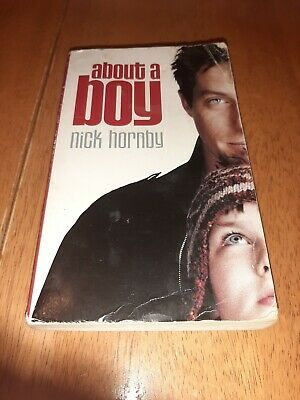 £2.99 • Buy About A Boy By Nick Hornby (Paperback, 2002)