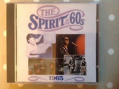 Spirit Of The 60's 1963 CD - Time LIfe TL531/06 • 3.50£