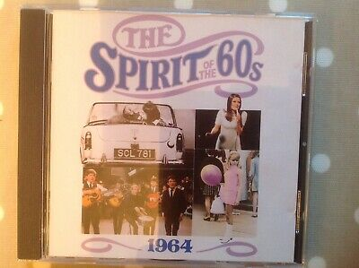 Spirit Of The 60's 1964 CD - Time Life TL531/01 • 3.50£