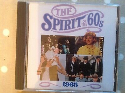 Spirit Of The 60's 1965 CD - Time Life TL531/02 • 3.50£