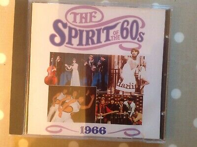 Spirit Of The 60's 1966 CD - Time Life TL531/04 • 3.50£
