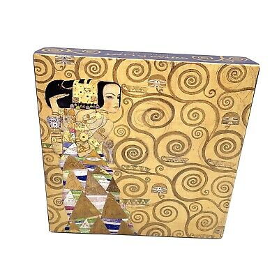 $ CDN28.60 • Buy NEW Expectation 500 Piece Puzzle By Gustav Klimt, Galison Brand New 20 X 20
