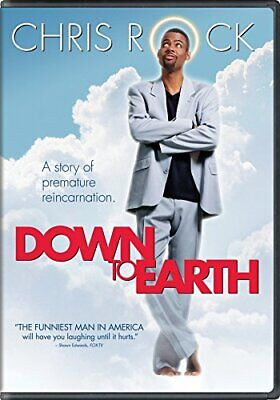 £4.95 • Buy Down To Earth [DVD] NEW!