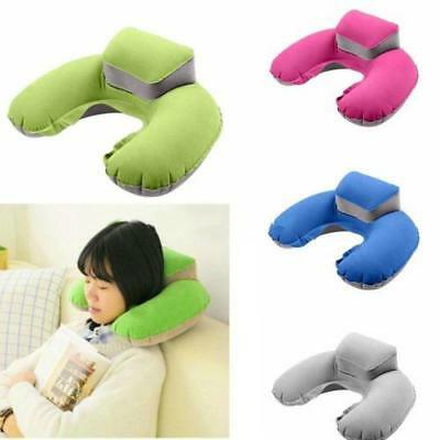 £3.38 • Buy Soft Pillow Cushion Car Office Head Rest Neck Support U-Shaped Comfortable J