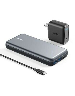AU64.35 • Buy Anker PowerCore+ 19000 PD Hybrid Portable Charger/USB-C Hub & USB-C Wall Charger