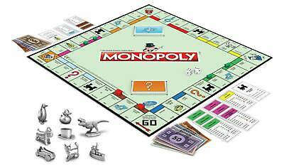 Monopoly Classic Board Game From Hasbro Gaming • 29.99£