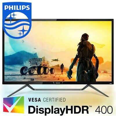 AU749 • Buy Philips 43  4K Gaming Monitor 436M6VBRAB UHD HDR 400 LED Adaptive-Sync Ambiglow