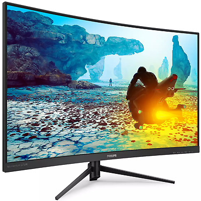 AU329 • Buy Philips 27  Curved Gaming Monitor 165Hz AMD FreeSync FHD 1ms HDR HDMI DP IPS