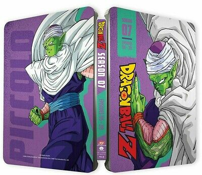 AU89.99 • Buy Dragonball Z Season 7 Brand New Sealed Region A & B Bluray Steelbook