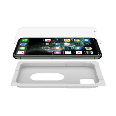 AU32.20 • Buy Belkin Invisiglass Ultra For Apple IPhone 11 Pro/Xs/X [WITH BOX]