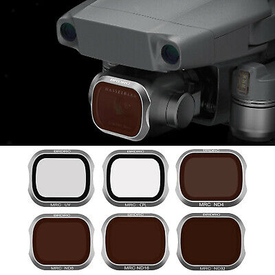 AU46.92 • Buy Optical Glass Lens Filter For DJI MAVIC 2 Pro Drone Camera Parts Accessories