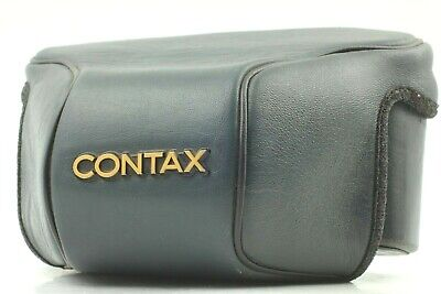 $ CDN75.18 • Buy 【Excellent++++】Contax Leather Case  GC-111 For Contax G1 Camera Japan #con360
