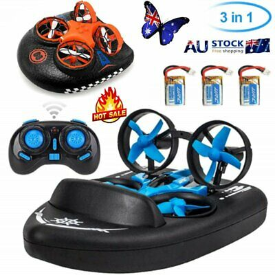 AU38.92 • Buy Mini Drone, Kids Toy Flying Toys RC Boats For Pools And Lakes, Remote Control RC