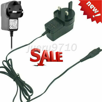 $ CDN7.12 • Buy UK Plug Power Charger 15V Lead Cord Fit For Philips Shaver HQ8505 3000 Series