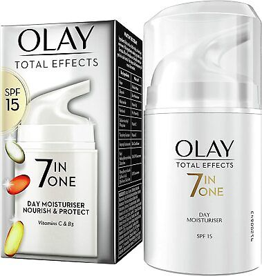 AU18.77 • Buy OLAY Total Effects 7 In ONE Anti-Ageing Moisturiser - SPF 15, NEW
