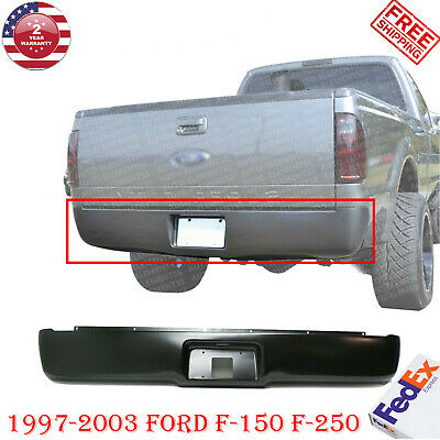 $124.90 • Buy Rear Roll Pan W/  Light Kit For 1997-2003 Ford F-150 F250 Fleetside Styleside