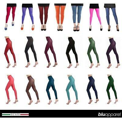 £3.99 • Buy 50 Denier Opaque Footless Tights 25 Colours Size UK 8-24 Plus Size RRP £9.99