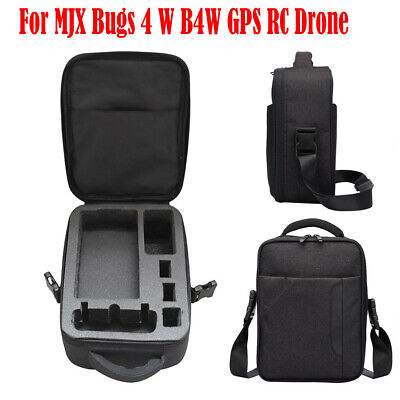 AU43.94 • Buy Travel Durable Shoulder Bag Carrying Bag Protective Storage For MJX Bugs 4 W B4W