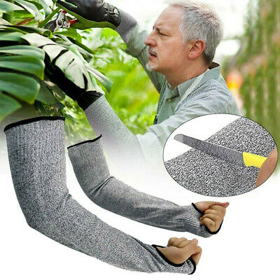 Protective Arm Sleeve Resistant Garden Work Cut Protector Resistant Glove Safety • 6.77£