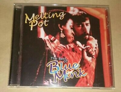 Blue Mink - Melting Pot The Best Of Blue Mink Greatest Hits CD 15 Tracks • 5.99£