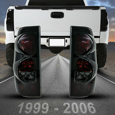 $48.68 • Buy L&R Tail Lights For 99-06 CHEVY Silverado 99-02 GMC Sierra Replacement Assembly