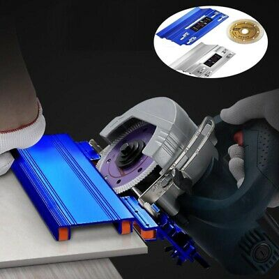 £20.43 • Buy Tile Cutter Electric Water Cooled Mitre Diamond Blade Saw Ceramic Chamfer Frame
