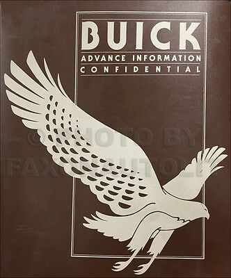 1980 Buick Advance Color And Upholstery Dealer Album Showroom Book All Models • 37.62£
