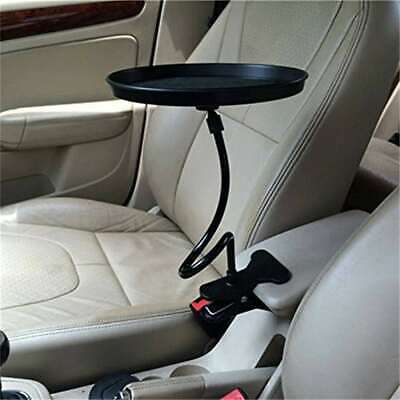 $26.49 • Buy 360° Car Black Swivel Mount Holder Travel Drink Cup Coffee Table Stand Food Tray