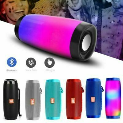 AU25.90 • Buy Wireless Bluetooth Speaker HIFI Portable Outdoor Rechargeable Stereo USB/TF/AUX
