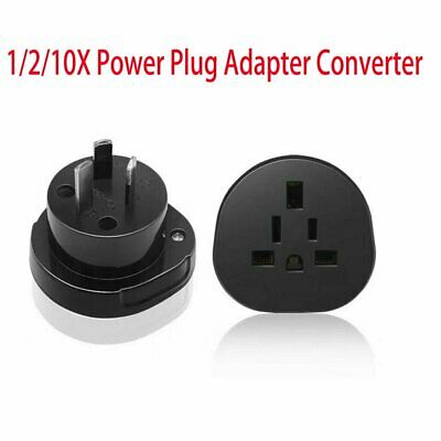 AU11.99 • Buy UK/US/EU Universal World To AU AC Power Plug Adapter Travel Converter Australia