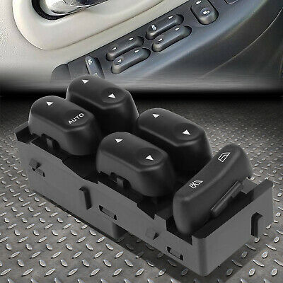$17.88 • Buy For 00-03 Ford F150 F250 Sd Crew Cab Left Driver Side Master Power Window Switch