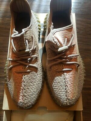 $ CDN319.04 • Buy Adidas Yeezy Boost 350 V2 Sand Taupe FZ5240 Men's Size 11 100% AUTHENTIC DS