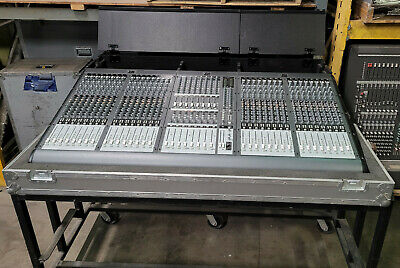 $2499.99 • Buy Mackie Onyx 3280 32-Channel 8-Bus Console Mixer W/ Case & Custom Stand